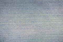 Błękitny cajgowy tło i textured Obraz Royalty Free