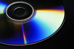 błękitny cd Zdjęcia Stock