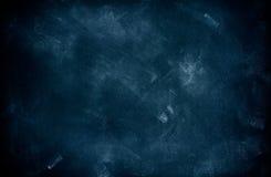 Błękitny chalkboard tło zdjęcie stock