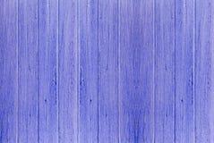 Błękitny drewniany tekstury tło Zdjęcie Royalty Free