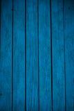 błękitny drewno obraz stock