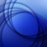 Błękitny elegancja abstrakta tło ilustracji