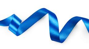 Błękitny faborek Zdjęcia Stock
