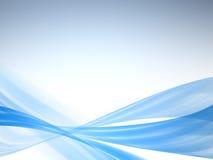 Błękitny fala Obrazy Stock