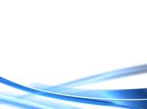 błękitny fala Zdjęcie Stock