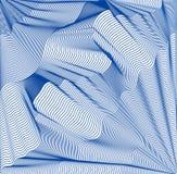 Błękitny fantazi tło Zdjęcie Royalty Free