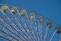 błękitny ferris nieba koło Zdjęcia Stock