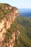 błękitny góry Obrazy Royalty Free