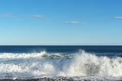 błękitny głęboki morze Obraz Stock