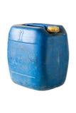 Błękitny galon Zdjęcia Stock