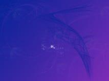 błękitny gradientowe purpury ilustracja wektor