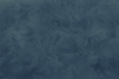 Błękitny grunge textured ściana Obrazy Stock