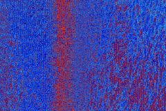 Błękitny i czerwony mozaiki tło Obraz Stock