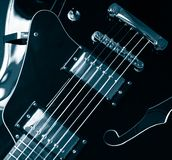 błękitny jazz Zdjęcia Stock