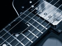 błękitny jazz Zdjęcie Stock