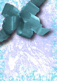 błękitny kolażu wakacje faborek Zdjęcie Royalty Free