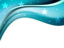 błękitny konceptualny niebo Fotografia Royalty Free