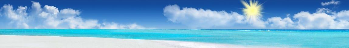 błękitny koralowa czerwona woda morska Obraz Royalty Free