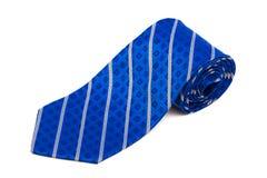 Błękitny krawat Obrazy Stock