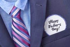 Błękitny krawat i koszula Zdjęcia Royalty Free
