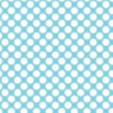 błękitny kropki Obraz Royalty Free