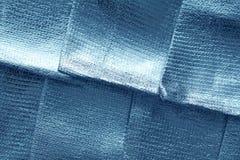 Błękitny Kruszcowy Jaskrawy i Genialny tło od Fotlga beaut Fotografia Royalty Free