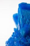 błękitny kryształu lodu góra lodowa Obraz Stock