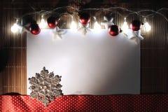 błękitny kwiatek święta ornamentu cień ilustracyjny Zdjęcia Stock