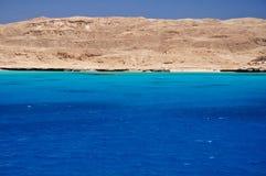 błękitny laguna Zdjęcie Stock