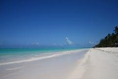 błękitny laguny oceanu woda Fotografia Royalty Free