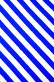 błękitny lampasy Fotografia Stock
