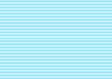 błękitny lampasy Fotografia Royalty Free