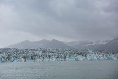 błękitny lodowa lodu Iceland j kuls laguny n rl Obraz Stock