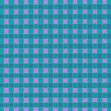 Błękitny marina czeka kwadrata wzoru tło Fotografia Stock