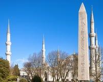 Błękitny meczet 07 Obraz Stock