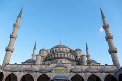 błękitny meczet Zdjęcie Stock