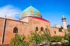 Błękitny meczet, Yerevan zdjęcia royalty free