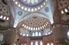błękitny meczetowy indyk Fotografia Stock