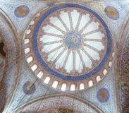 błękitny meczetowy indyk Zdjęcia Stock