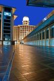 Błękitny meczetowy Jakarta zdjęcia stock