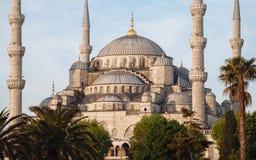 Błękitny Meczetowy sułtanu Ahmed meczet, Istanbuł Zdjęcie Stock