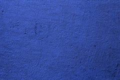 Błękitny miękki loft tynk na blokowej teksturze - cudowny abstrakcjonistyczny fotografii tło obrazy stock