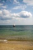 błękitny morze Obraz Stock