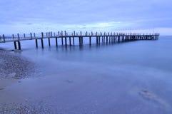 błękitny morze obrazy stock