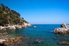 błękitny morze Zdjęcie Stock