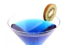 Błękitny Napój Zdjęcia Stock