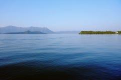 Błękitny ocean Obraz Stock