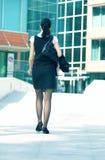 błękitny odcień iść do pracy Zdjęcie Royalty Free