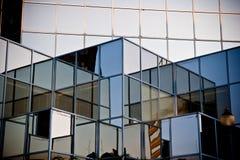 błękitny okno Zdjęcie Royalty Free