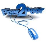 błękitny peer2peer